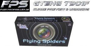 GTeng T901F Preview und Unboxing Erste Eindrücke
